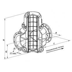 Фильтр ФН 12-6.1