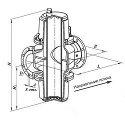Фильтр ФН 6-1М сталь