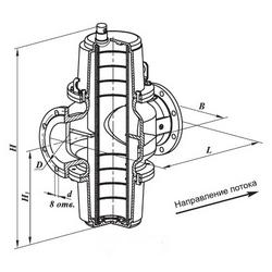 Фильтр ФН 8-6 м