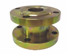 Клапан КТЗ-65 фланцевый