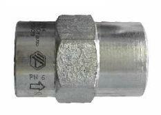 Клапана термозапорные КТЗ 40-0,6