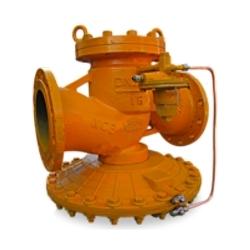 Регулятор давления газа РДУК-2Н(В)-200